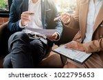 business concept. business... | Shutterstock . vector #1022795653