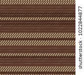 brown and beige rug woven... | Shutterstock .eps vector #1022844877