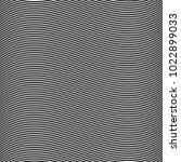 seamless pinstripe wave pattern ... | Shutterstock .eps vector #1022899033