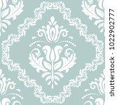 classic seamless vector pattern.... | Shutterstock .eps vector #1022902777