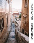 lisbon  portugal. august 30 ... | Shutterstock . vector #1022911843