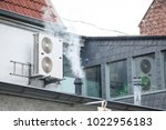 Small photo of Particulate matter Chimney