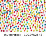 Colorful Background Of...
