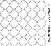 seamless ornamental vector...   Shutterstock .eps vector #1022982547