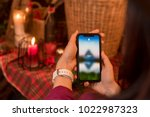 chiangmai  thailand  feb 12... | Shutterstock . vector #1022987323