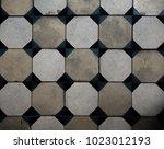 dark grunge stone texture... | Shutterstock . vector #1023012193