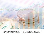 financial concept image | Shutterstock . vector #1023085633