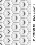 abstract seamless pattern of... | Shutterstock .eps vector #1023326347