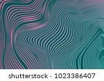 wavy stripes trendy curve