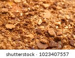 isolated image of crumbled... | Shutterstock . vector #1023407557