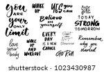 ink illustration  lettering...   Shutterstock .eps vector #1023430987