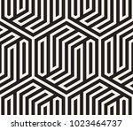 vector seamless pattern. modern ... | Shutterstock .eps vector #1023464737