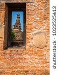 Ancient Old Pagoda At Mahaeyon...