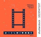 camera roll  photographic film  ...   Shutterstock .eps vector #1023547237