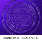 decorative purple glitter... | Shutterstock . vector #1023578047