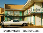 memphis  tn  usa september 3 ... | Shutterstock . vector #1023592603