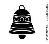 bell flat icon | Shutterstock .eps vector #1023610387