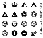 solid vector icon set   airport ...   Shutterstock .eps vector #1023610483