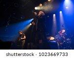 amsterdam  the netherlands   10 ... | Shutterstock . vector #1023669733