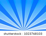 blue sky with rays. abstract... | Shutterstock .eps vector #1023768103
