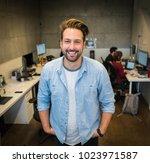 startup business owner | Shutterstock . vector #1023971587