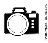 vintage photographic camera   Shutterstock .eps vector #1024031347
