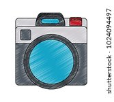 vintage photographic camera   Shutterstock .eps vector #1024094497
