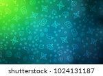light blue  green vector layout ...   Shutterstock .eps vector #1024131187