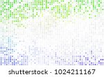 light blue vector pattern with... | Shutterstock .eps vector #1024211167