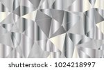 geometric pattern with... | Shutterstock .eps vector #1024218997