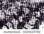 distressed background in black... | Shutterstock .eps vector #1024225783