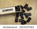 The Domino Game. Dominoes On ...