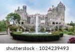 toronto  ontario   canada  ... | Shutterstock . vector #1024239493