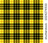 scottish cage  yellow celtic.... | Shutterstock .eps vector #1024274533