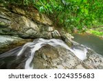Waterfalls And Cascades In...