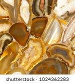 texture of stones in a cut | Shutterstock . vector #1024362283
