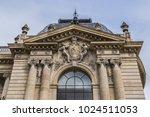 external view of architectural... | Shutterstock . vector #1024511053