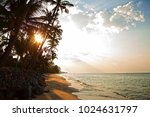 best beaches of thailand  | Shutterstock . vector #1024631797