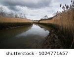river in woodbridge suffolk at...