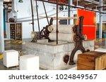 atuntaqui  ecuador   april 17 ...   Shutterstock . vector #1024849567