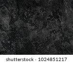 natural black volcanic seamless ... | Shutterstock . vector #1024851217