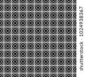seamless pattern. black and... | Shutterstock .eps vector #1024938367