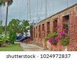 saint paul parish   antigua and ... | Shutterstock . vector #1024972837