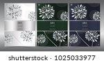 luxury premium menu design... | Shutterstock .eps vector #1025033977