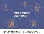 conceptual business...   Shutterstock . vector #1025079973