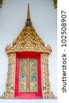 beautiful  thai temple window... | Shutterstock . vector #102508907