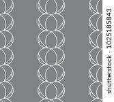 vector seamless pattern. modern ...   Shutterstock .eps vector #1025185843