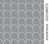 vector seamless pattern. modern ...   Shutterstock .eps vector #1025188573