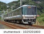 wakayama   august 10  2015  the ...   Shutterstock . vector #1025201803