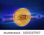 crypto currency. block chain.... | Shutterstock .eps vector #1025237557